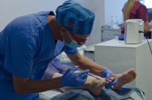 anestesia locale