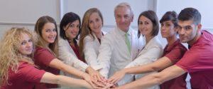 Staff Clinica di Sanremo