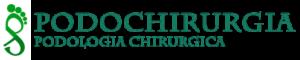logo podochirurgia verde